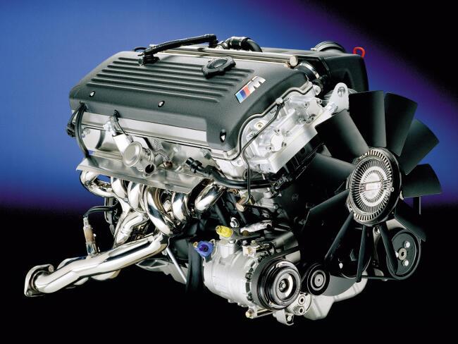 Фото двигателя BMW S54B32 - 3