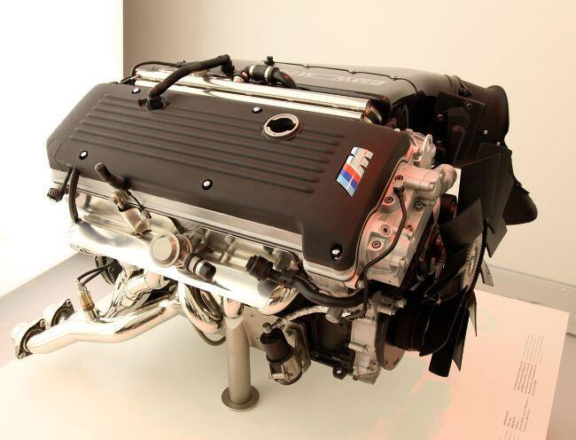 Фото двигателя BMW S54B32HP - 4