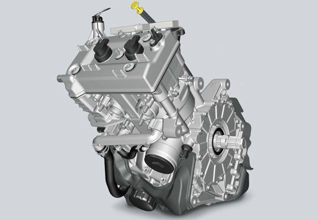 Фото двигателя BMW W20 - 1