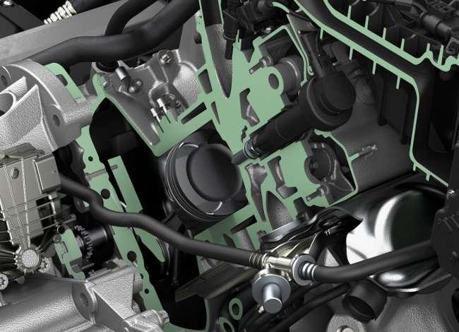 Фото двигателя BMW W20