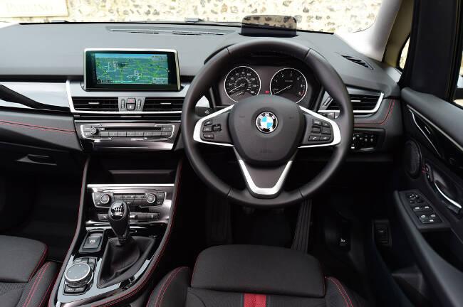 BMW 216d Gran Tourer F46 - 2