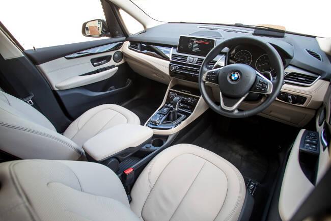 BMW 218d Gran Tourer F46 - 6