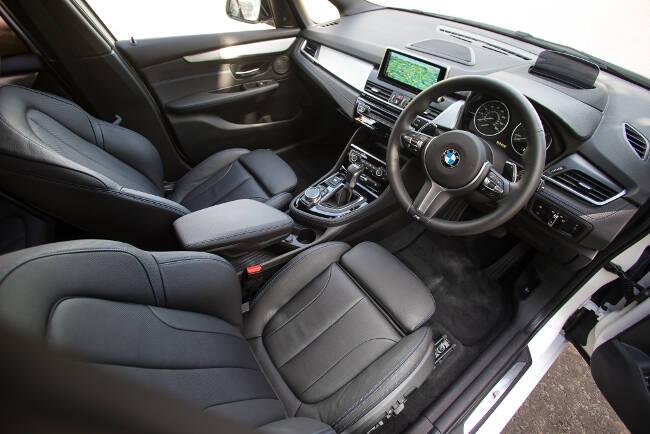 BMW 220d Gran Tourer F46 - 2