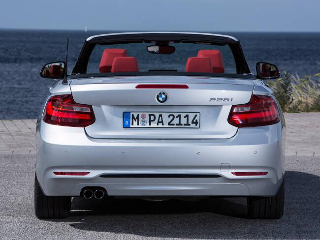 BMW 228i F23 - 11