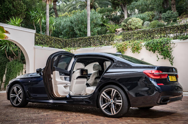 BMW 730Ld G12 - 1