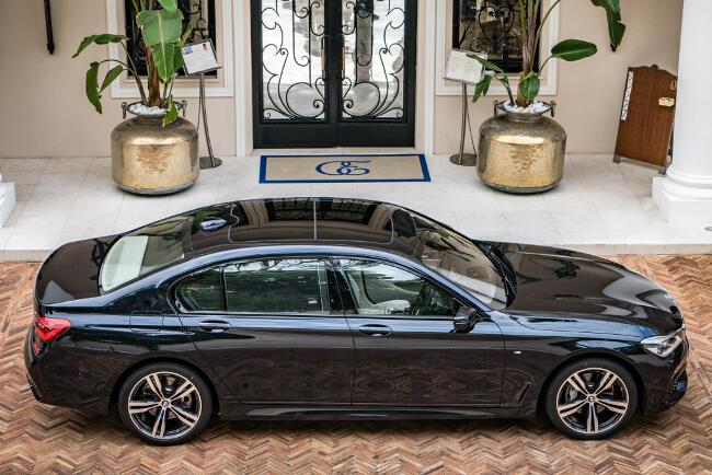 BMW 730Ld G12 - 4
