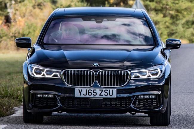 BMW 730Ld G12 - 6