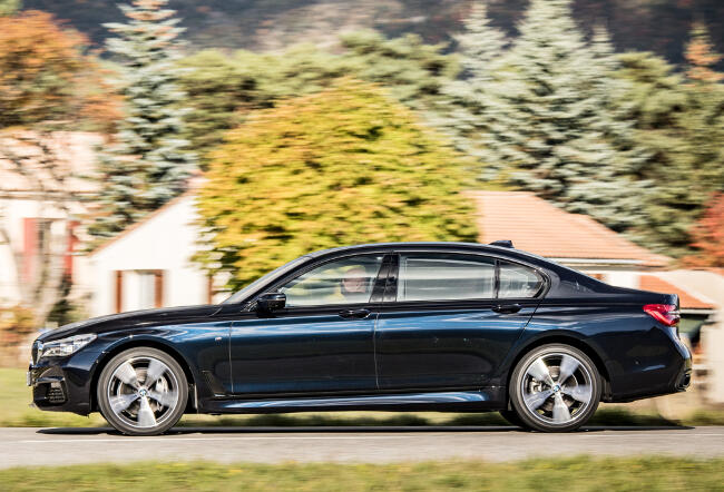 BMW 730Ld G12 - 7