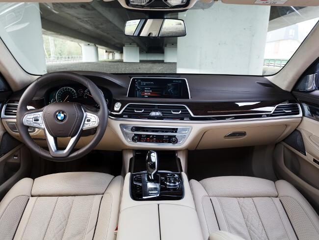 BMW 730Ld xDrive G12 - 1