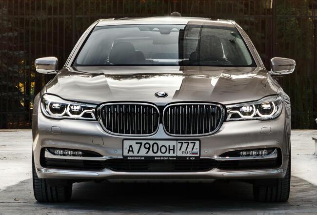 BMW 730Ld xDrive G12 - 11