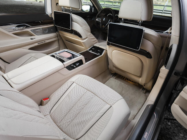 BMW 730Ld xDrive G12 - 3