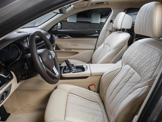 BMW 730Ld xDrive G12 - 4