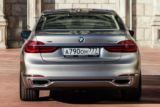 BMW 730Ld xDrive G12 - 5