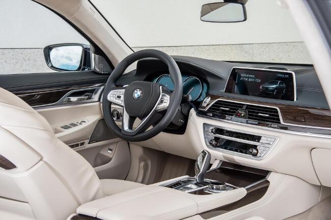 BMW 730d G11 - 5