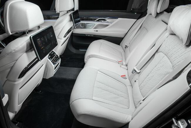 BMW 740Li G12 - 1