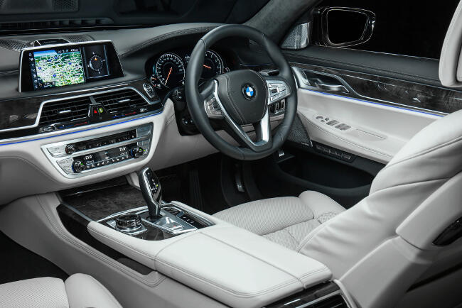 BMW 740Li G12 - 2