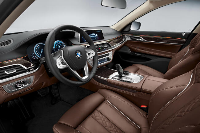 BMW 740e iPerformance G11 - 1