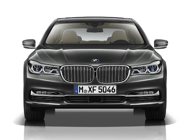 BMW 750Li xDrive Design Pure Excellence G12 - 1
