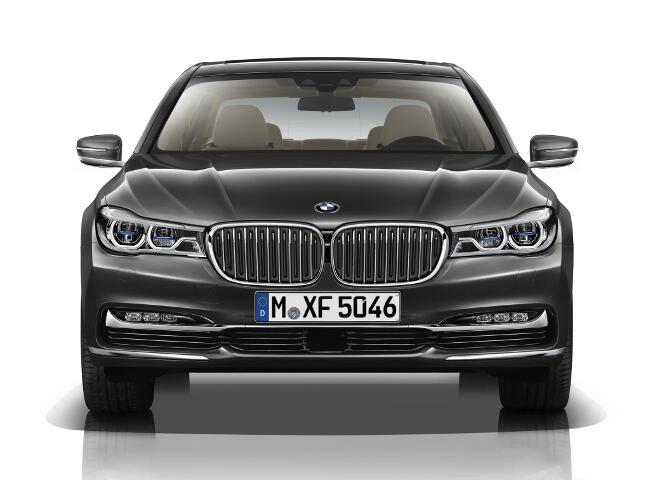 BMW 750Li xDrive Design Pure Excellence G12 - 1