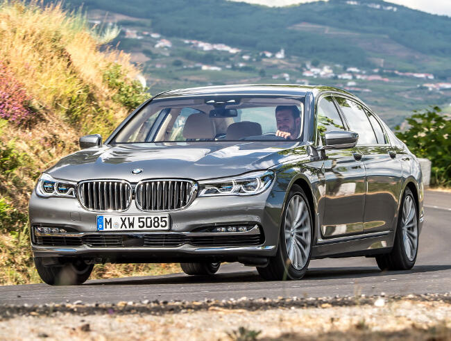 BMW 750Li xDrive Design Pure Excellence G12 - 11