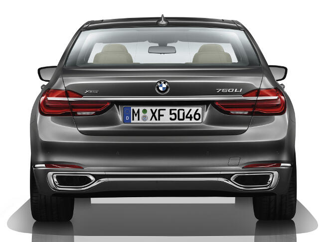 BMW 750Li xDrive Design Pure Excellence G12 - 12
