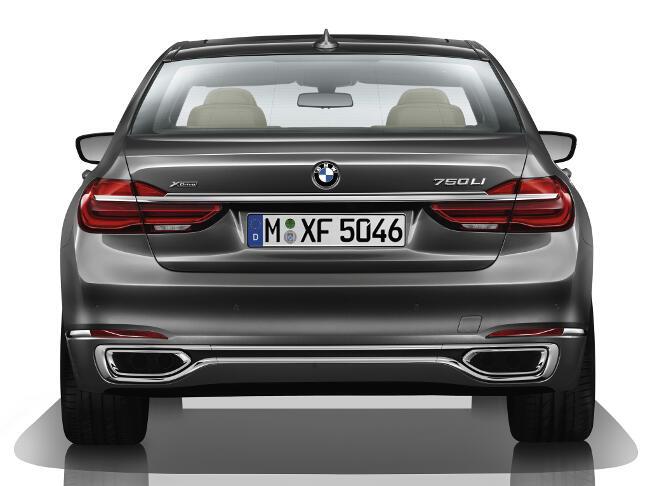BMW 750Li xDrive Design Pure Excellence G12 - 12