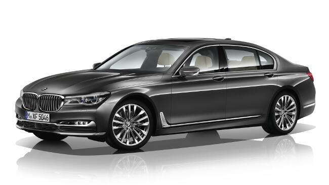 BMW 750Li xDrive Design Pure Excellence G12 - 2