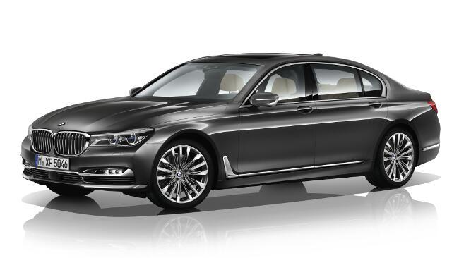 BMW 750Li xDrive Design Pure Excellence G12 - 2