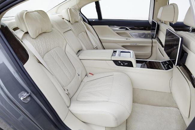 BMW 750Li xDrive Design Pure Excellence G12 - 4