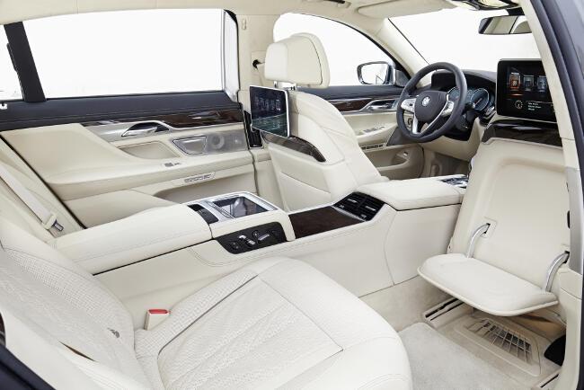 BMW 750Li xDrive Design Pure Excellence G12 - 5