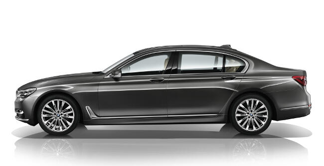 BMW 750Li xDrive Design Pure Excellence G12 - 8