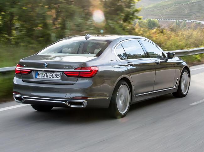 BMW 750Li xDrive Design Pure Excellence G12 - 9
