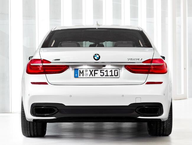 BMW 750Li xDrive M Sport G12 - 1