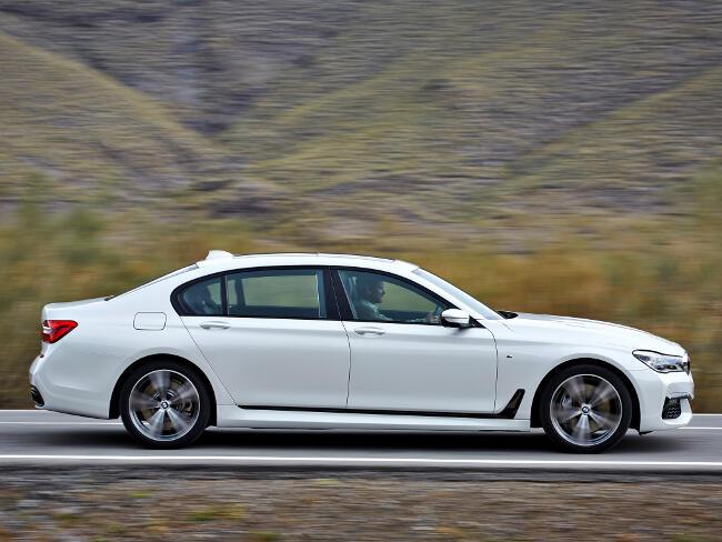 BMW 750Li xDrive M Sport G12 - 7