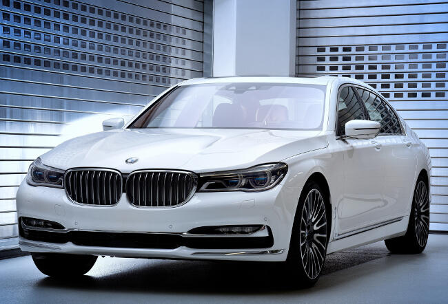 BMW 750Li xDrive Solitaire G12 - 3