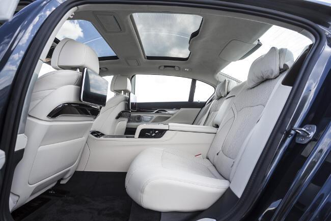 BMW 750i xDrive G11 - 1