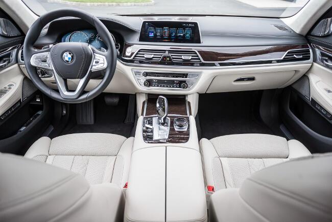 BMW 750i xDrive G11 - 2