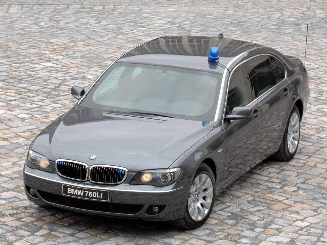 BMW 760Li E67 - 12