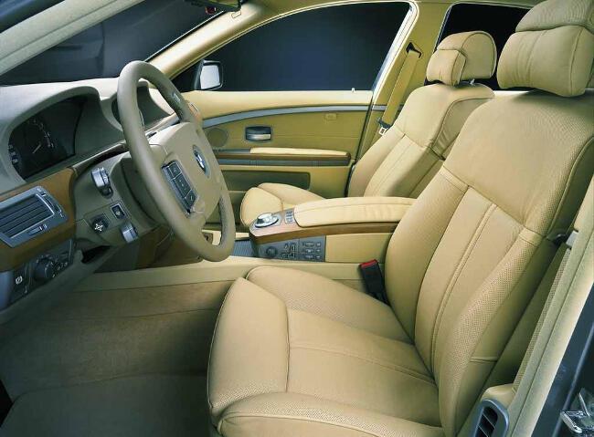 BMW 760Li E67 - 4