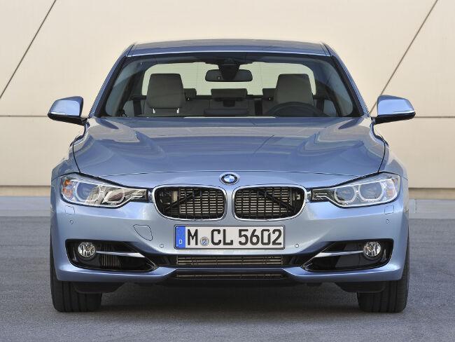 BMW ActiveHybrid 3  - 1
