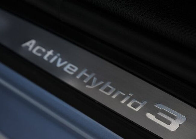 BMW ActiveHybrid 3  - 15