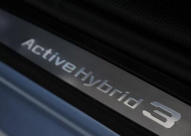 BMW ActiveHybrid 3  - 15