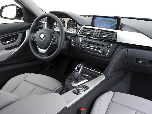 BMW ActiveHybrid 3  - 16