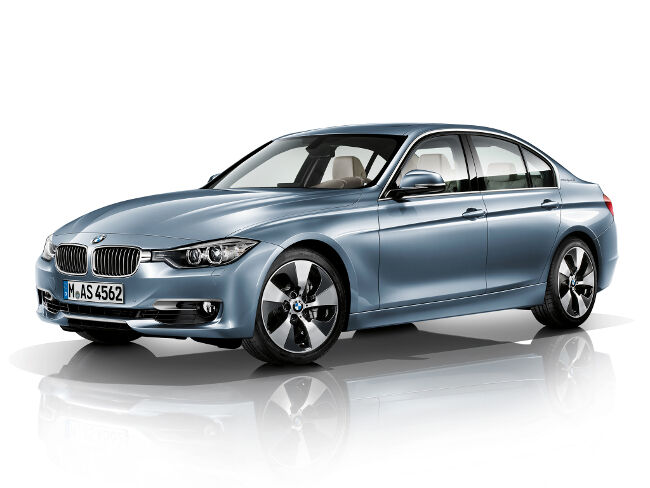 BMW ActiveHybrid 3  - 2