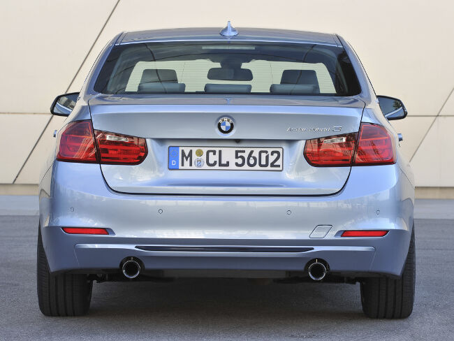 BMW ActiveHybrid 3  - 3