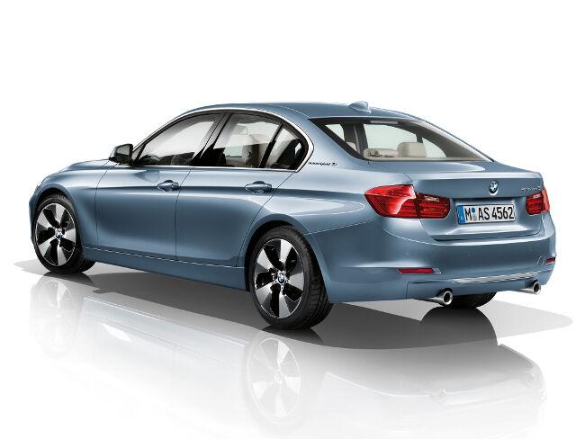 BMW ActiveHybrid 3  - 5