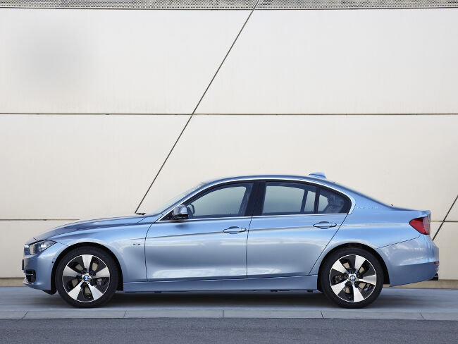BMW ActiveHybrid 3  - 7