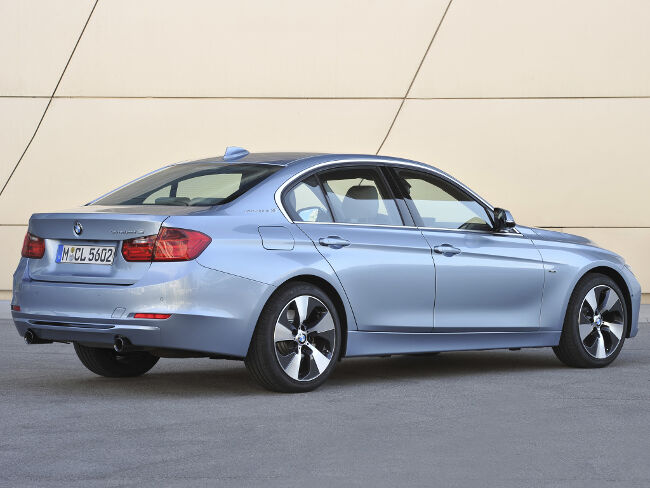 BMW ActiveHybrid 3  - 8