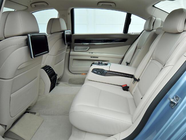 BMW ActiveHybrid 7 F04 - 11
