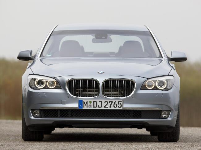 BMW ActiveHybrid 7 F04 - 2